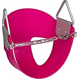 Swing Set Stuff Half Bucket Seat with SSS Logo Sticker, Pink by Swing Set Stuff Inc. bucket seats Apr, 2021