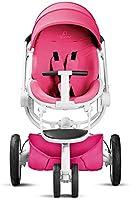 Quinny Moodd Bebek Arabası, 0-3,5 Yaş, 0-15 KG, Pink Passion (Pembe)