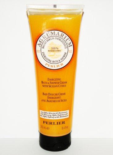 Perlier Agrumarium Energizing Bath & Shower Cream - 8.4 Oz. by perlier (English Manual)