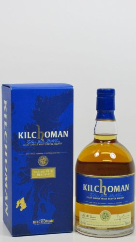 Photo of Kilchoman – Spring 2010-2007 3 year old Whisky