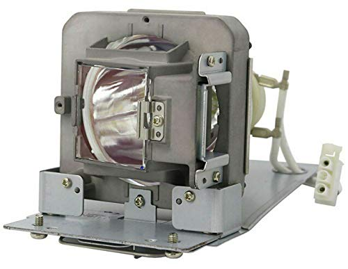 Supermait 5J.JCM05.001 5JJCM05001 Ersatz Projektorlampe Birne mit Gehäuse Kompatibel mit BenQ mw727 / mx726 (MEHRWEG)