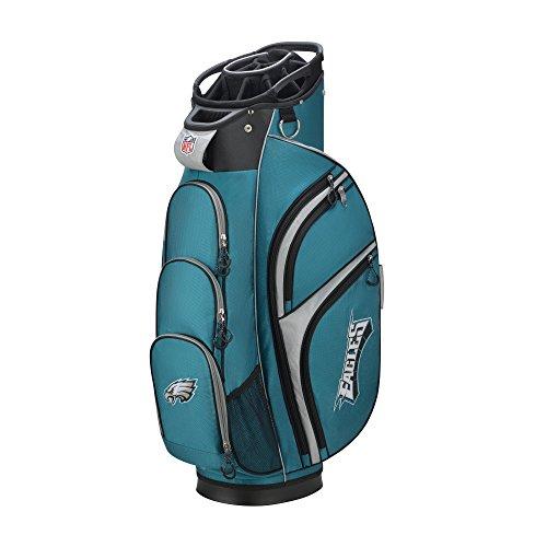 Wilson NFL Eagles Golf Cart Bag