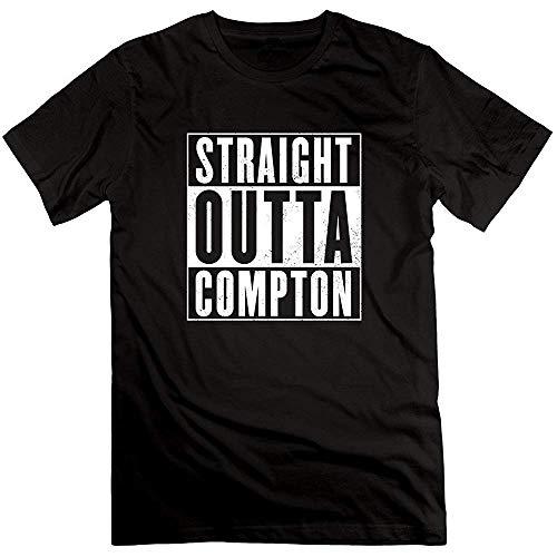 Novelty Men Straight Outta Compton Tshirts 3XL