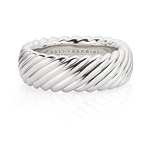 Baldessarini Herren-Herrenring 925er Silber 62 Silber 32011511