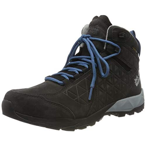 41QgMGcYuvL. SS500  - Jack Wolfskin Men's Cascade Hike Lt Texapore Mid M High Rise Shoes