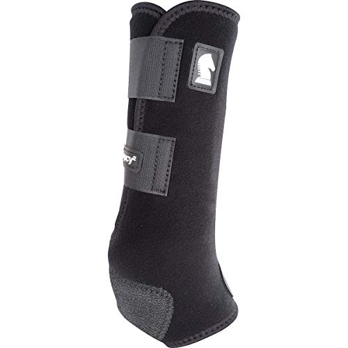 Classic Equine Legacy2 Stiefel, hohe Hinterseite, Blk, Small