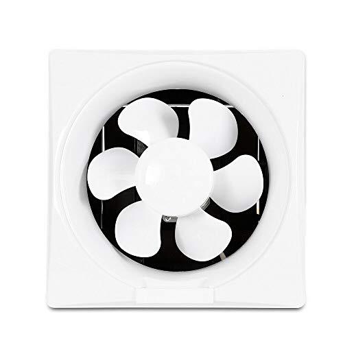Ventilador de extracción de 12 pulgadas (300 mm) extractor de aire de pared silencioso para cuarto de baño, garaje, cocina, 40 W, 220 V, ventilación, 1000 m3/h, flujo de aire (12 pulgadas).