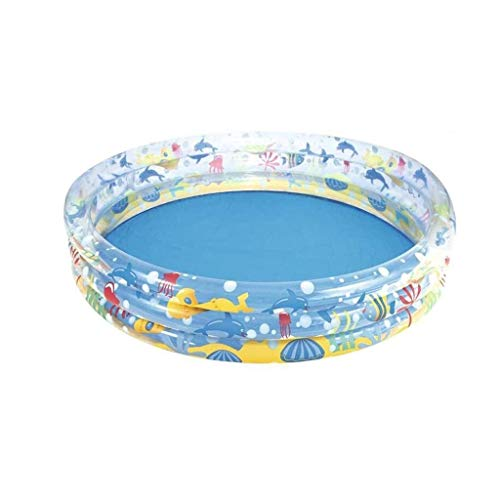 NXYJD Los niños Piscina Inflable, Espesado inflables del, Piscina Inflable Bañera for niños y niñas