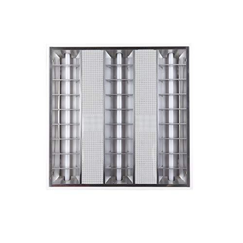 WRMOP LED-lamp geïntegreerde Grid plafond Flat Light kantoor keuken badkamer aluminium plaat lampen R / 20/03/04