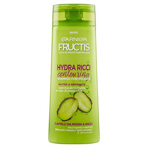 Garnier Fructis Hydra Rizos Champú para cabellos rizados, 250 ml
