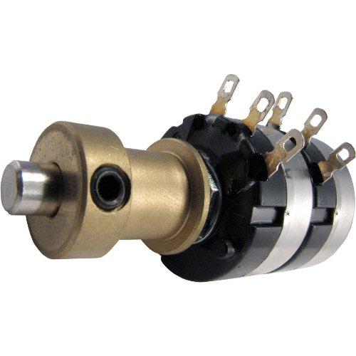 Ernie Ball 500K Volume Pedal Potentiometer, for 6165 Stereo Volume/Pan Pedal