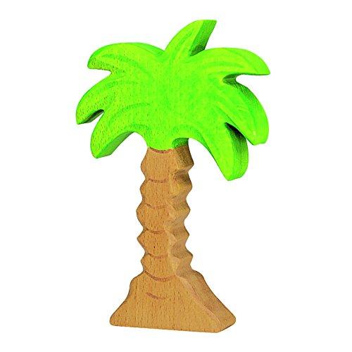Trä palmträd (liten)