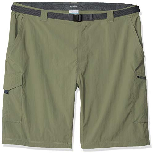 Columbia Men's Silver Ridge Cargo Short, Cypress, 38 x 10