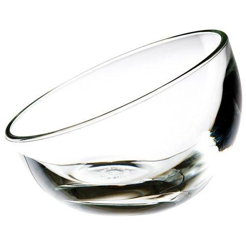 LA ROCHERE 617801 Bubble - Juego de 6 copas para helado (cristal, 13 cl), transparente