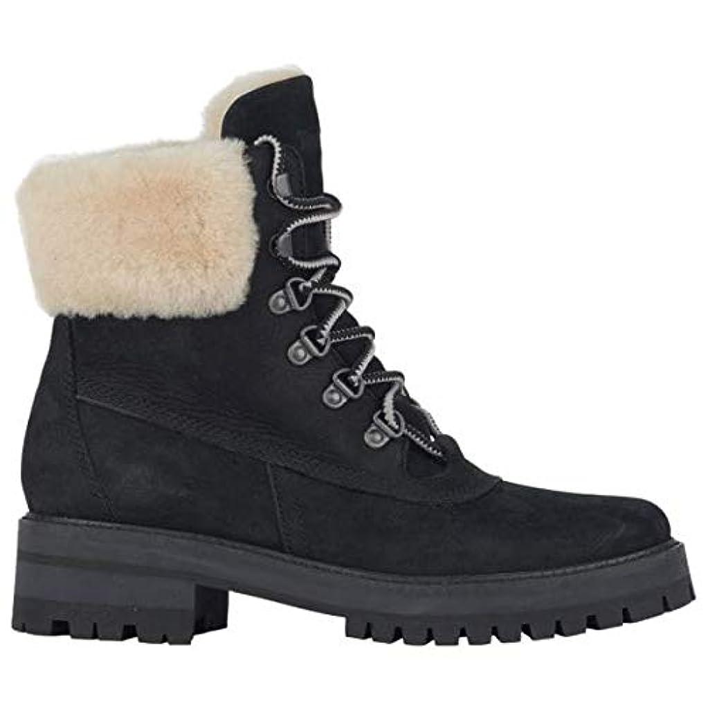 に対応する告白注目すべき[ティンバーランド] Courmayeur 6 Shearling Boots レディース スニーカー [並行輸入品]