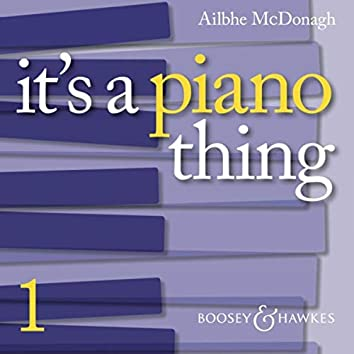 It's a Piano Thing, Vol. 1