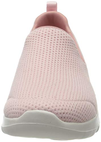 Skechers Go Walk Joy, Zapatillas Mujer, Rosa (Lt.Pink Textile/Trim Ltpk), 38 EU