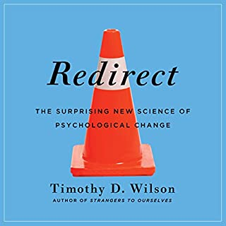 Redirect audiobook cover art