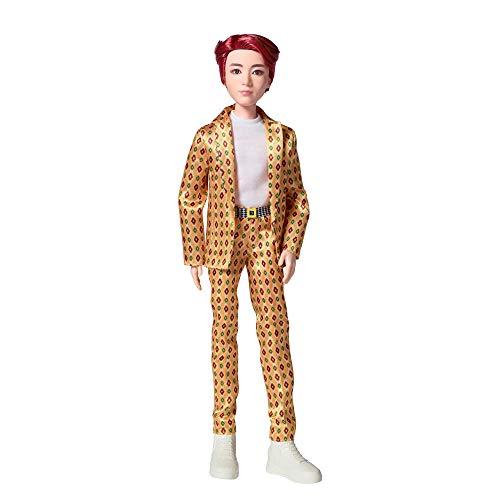 Mattel GKC87 BTS Jung Kook Idol Fashion Doll for Collectors, K-Pop Toys...