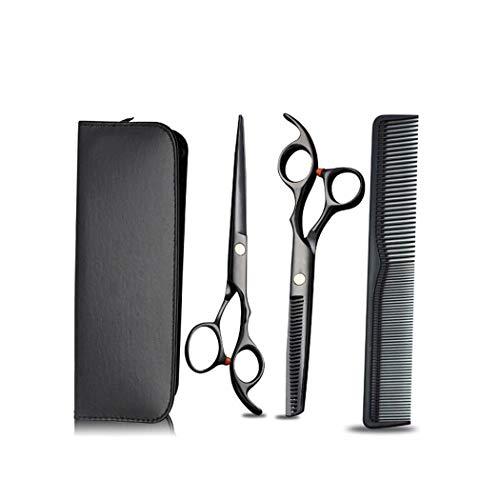 Kappers professionele schaar van hoge kwaliteit 6 inch kapper trimmen kapsel dunner kappers winkel gespecialiseerd Hair Schaar,Set