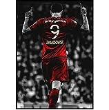 DNJKSA Robert Lewandowski Bayern München Fußballstar