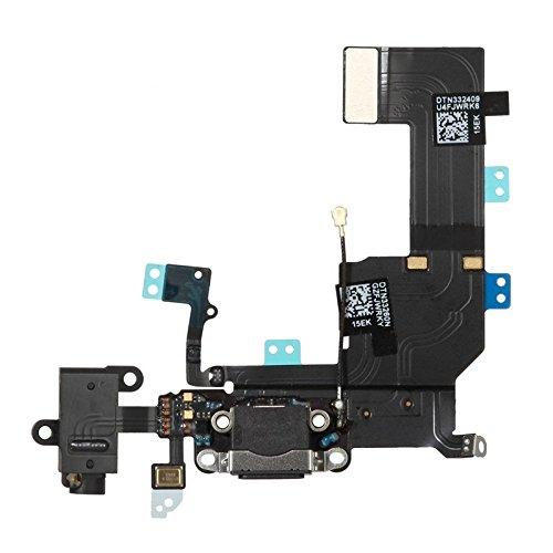 No brand Flex Dock per iPhone 5 C 5C CONNETTORE Cavo Carica Dock Microfono Audio Charge