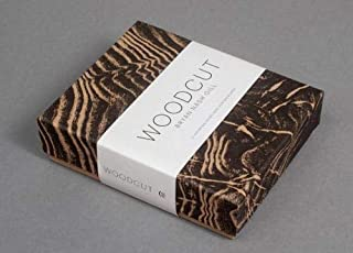 Woodcut Notecards (Gift Box with 12 full-color blank notecards and 12 envelopes)