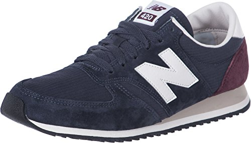 New Balance U420 Calzado Dunkel Blau