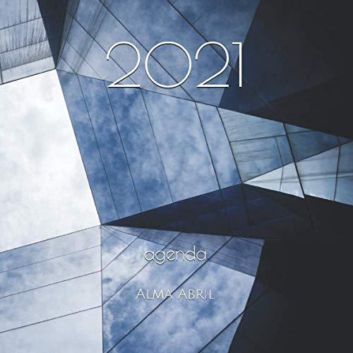 agenda 2021 empresarios: semana vista gran tamaño 21x21...