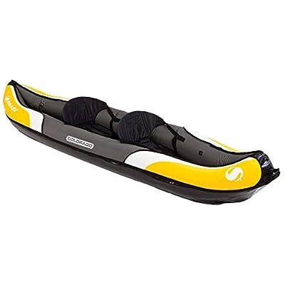 2000014329 Sevylor C001 Colorado Inflatable Kayak Combo by Sevylor, Inc