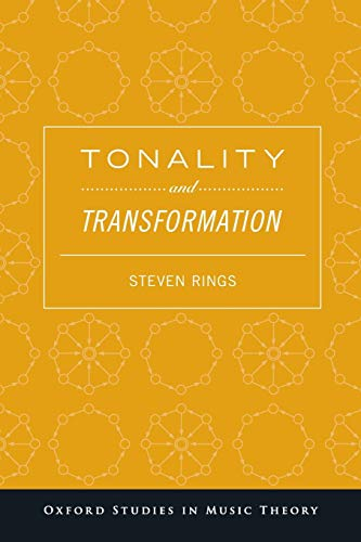 Tonality and Transformation (Oxford Studies in Music Theory) download ebooks PDF Books