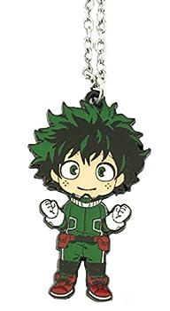 My Hero Academia Fashion Novelty Pendant Necklace Anime Manga Series with Gift Box