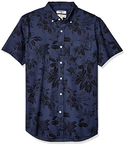 Marca Amazon – Goodthreads – Camisa estampada