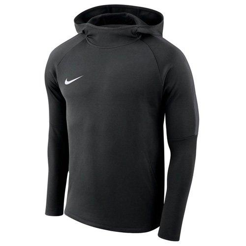 Nike Herren Academy18 Hoodie Kapuzensweatshirt, Schwarz (black/anthracite/White/010), Gr. L