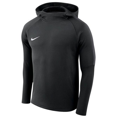 Nike Herren Academy18 Hoodie Kapuzensweatshirt, Schwarz (black/anthracite/White/010), Gr. 2XL