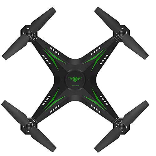 LILY Drone De Altura Fija Aeronave De Cuatro Ejes 200W Aérea De Gran Angular WiFi En Tiempo Real Drone Aérea Grandes Aviones De Control Remoto Resistente A Caer,Verde