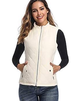 Best cream vest womens Reviews