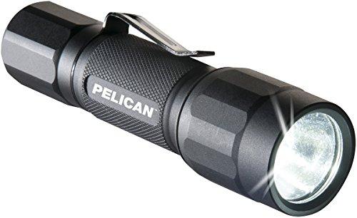 Pelican 2350 - Linterna LED 1AA Gen 2, Color Negro
