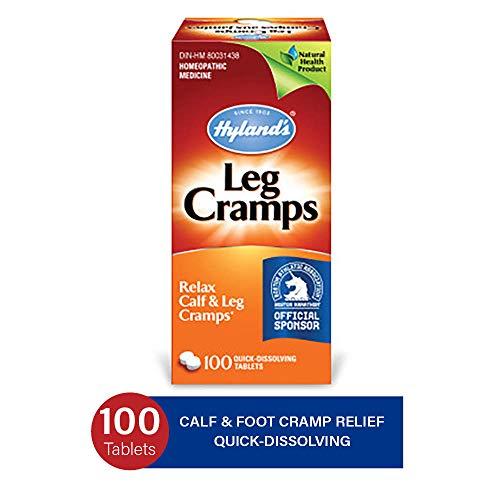 Leg Cramp Tablets by Hyland