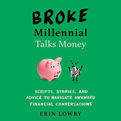 Broke Millennial Talks Money cover art
