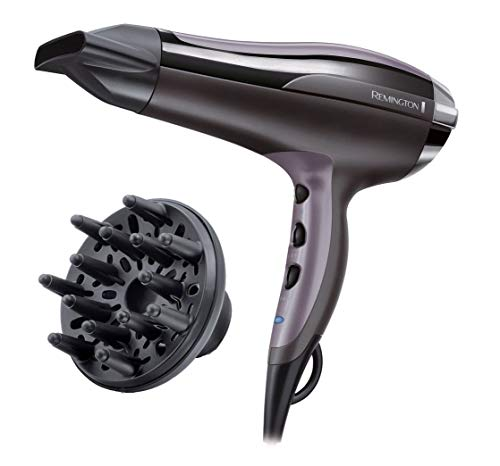 Remington D5220 Pro Air Turbo - Secador de Pelo Iónico,