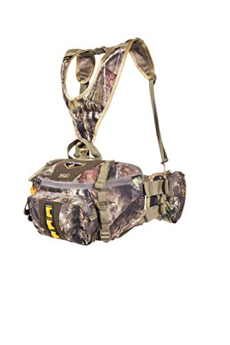 TENZING TX Flex Lumbar Hunting Pack, Mossy Oak Country