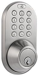 cheap MiLocksDF-02SN Keyless Electronic Touch Panel Door Lock Interlock