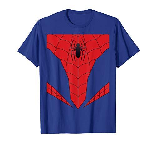 Marvel Spider-Man Peter Parker Costume T-Shirt