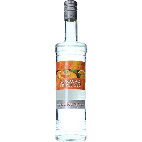 Curaçao Triple Sec Vedrenne - 70cl - 35% d'alcool