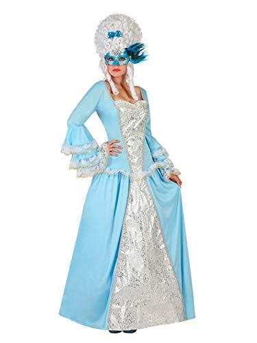 DISBACANAL Disfraz Cortesana época Mujer - -, M-L