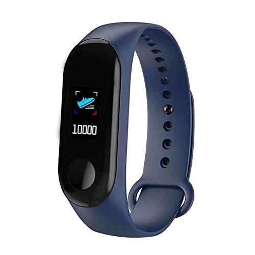 SWED72 Fitness Tracker, Schermo a Colori HD IP67, Impermeabile con cardiofrequenzimetro, contapassi, monitoraggio del Sonno, contacalorie, contapassi, Orologio per Bambini, Donne e Uomini