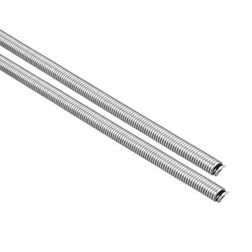 uxcell Heating Element Coil Wire AC220V 3000W / AC110V 750W Kiln Furnace Heater Wire 7.2mm800mm 2PCS