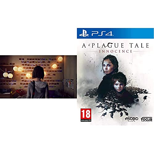 Life is Strange PS4 & A Plague Tale : Innocence