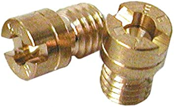 MIKUNI SMALL ROUND JET 130, Manufacturer: SUDCO, Manufacturer Part Number: 004.297-AD, Stock Photo - Actual parts may va